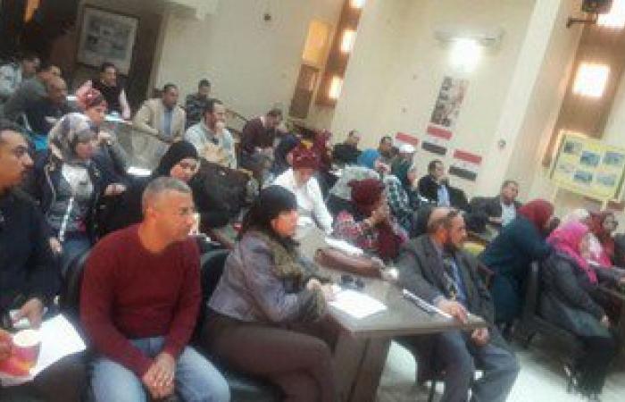 """بالصور.. ندوة """"الأمن فى مواجهة الإرهاب"""" بمركز النيل للإعلام بالإسماعيلية"""