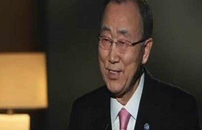 كى مون يلتقى بأعضاء مجلس الأمن بعد قرار المغرب طرد موظفى الأمم المتحدة