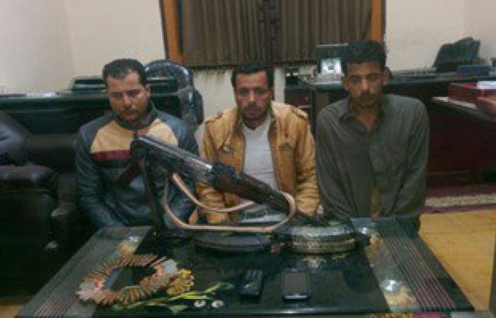بالفيديو..ضبط المتورطين فى هجوم مسلح على محطة وقود بالبحيرة وقتل نجل صاحبها