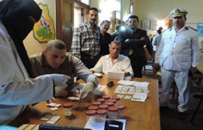 القبض على 7 سائقين يتعاطون المخدرات وضبط 191 مخالفة مرورية بشمال سيناء