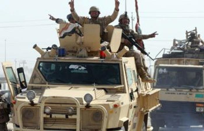 الاستخبارات العراقية تعتقل خلية لداعش فى بغداد بحوزتها أحزمة ناسفة