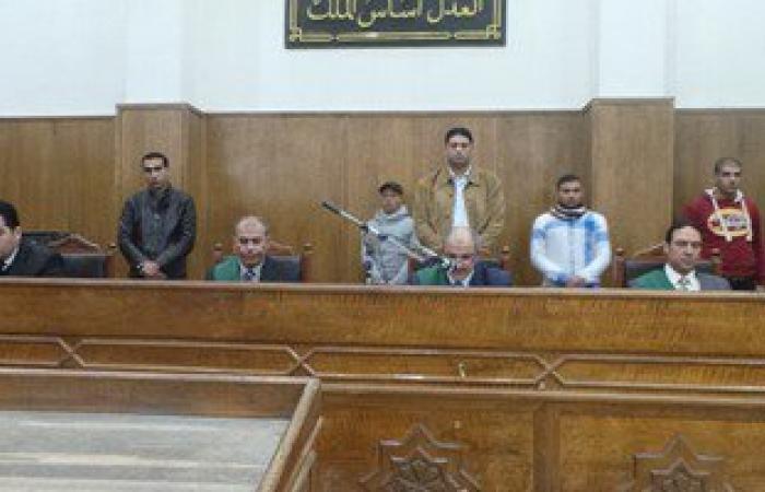 """الاستئناف تتسلم ملف إحاله ٦ متهمين """"إخوان"""" للجنايات بتهمة محاولة اغتيال القاضى خفاجى"""