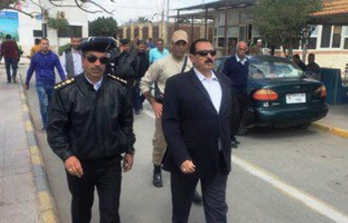 مدير أمن الإسماعيلية يتفقد أعمال الحملة الأمنية بمنطقة السحر والجمال