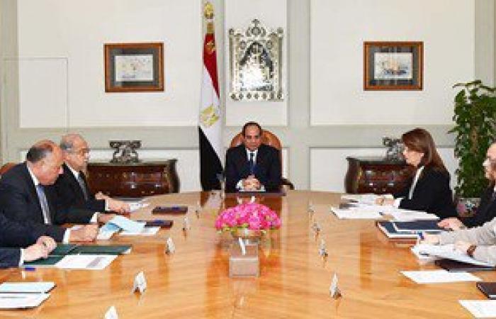 أخبار مصر للساعة 10 مساءً.. السيسى يبحث تعزيز صورة مصر على الساحة الدولية