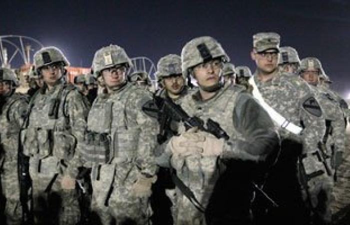 الجيش الأمريكى ينشر 200 جندى من مشاة البحرية شمال العراق