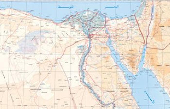 """""""الرى"""" تشتكى شركات سياحة تستخدم خرائط تضع حلايب وشلاتين ضمن حدود السودان"""