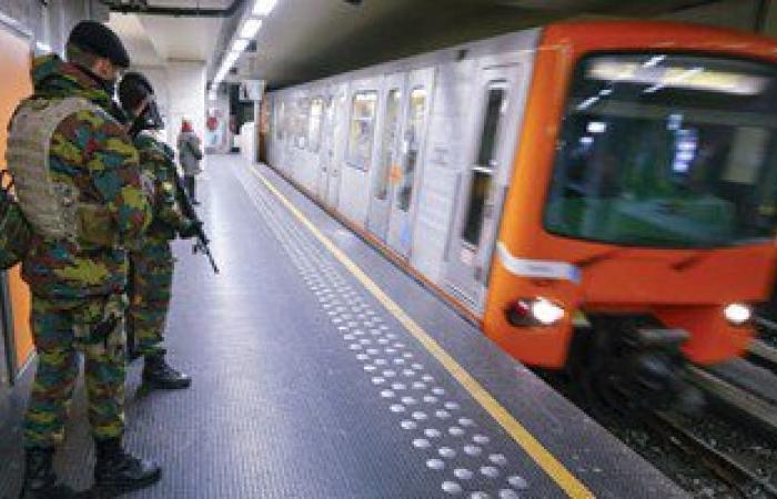 """سفير مصر فى بروكسل: الجيش البلجيكى يتواجد بالشوارع منذ """"تفجيرات باريس"""""""
