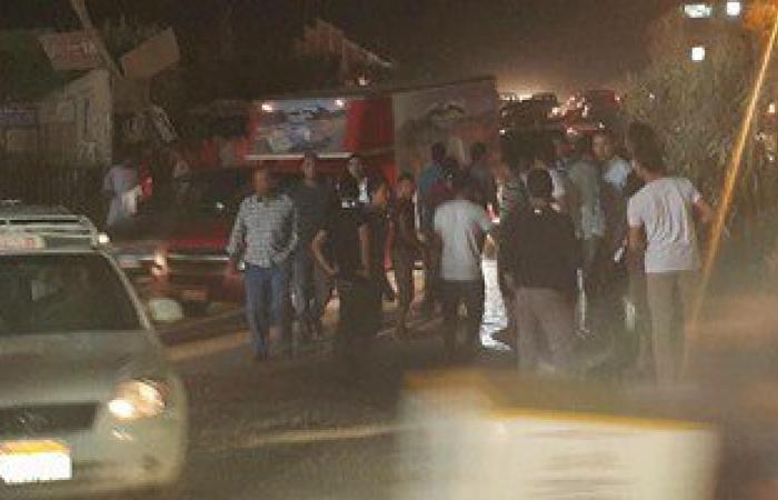 إحباط مشاجرة بالأسلحة النارية بسبب ركن عربة كارو بمدينة نصر