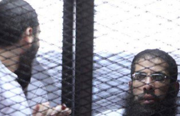 """جنايات القاهرة تبدأ نظر محاكمة 213 متهما من عناصر تنظيم """"بيت المقدس"""""""
