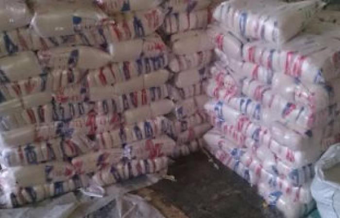 وزارة التموين تدعم دمياط بـ 5 طن سكر بسعر 6 جنيه للكيلو