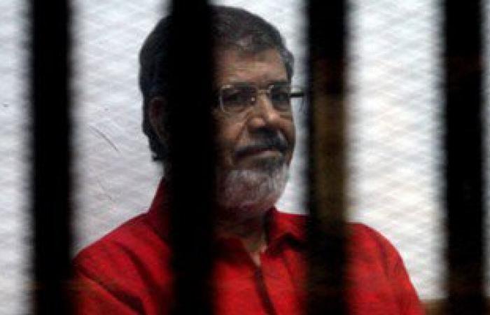 غدا محاكمة مرسى و24 آخرين بإهانة القضاء