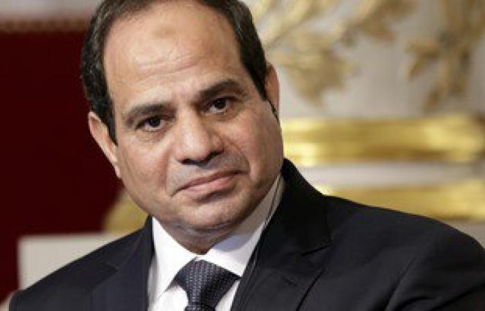 الرئيس السيسي يلتقى مجلس أمناء الجامعة الأمريكية