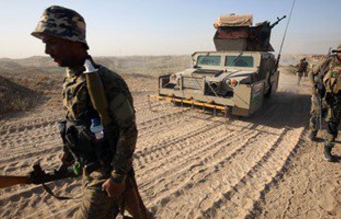 """الجيش العراقى يقتحم قرية """"كرمليس"""" ذات الغالبية المسيحية شرق مدينة الموصل"""