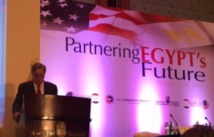 مستشار الخارجية الأمريكية: مصر آمنة ومزدهرة واستقرارها ضرورى للمنطقة