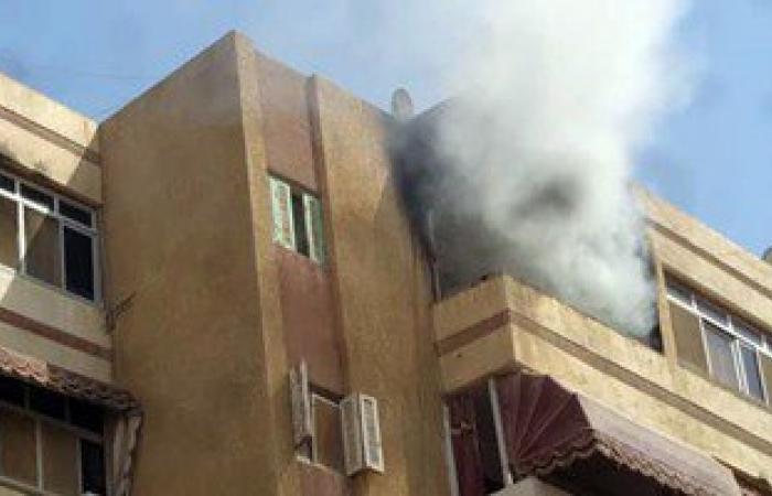الحماية المدنية تسيطر على حريق شقة سكنية بالمرج