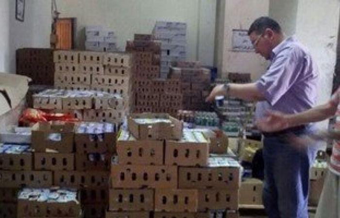 تموين الإسكندرية تصادر 700 كيلو سكر لنقص الأوزان وصلصة منتهية الصلاحية