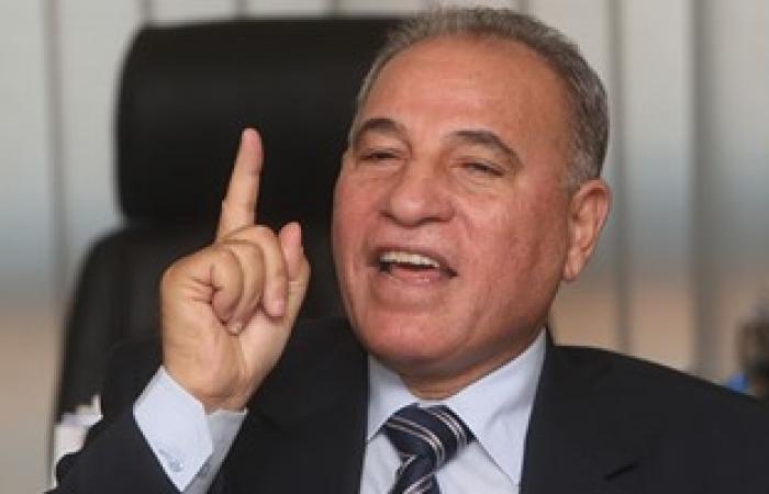 """القضاء الإدارى يقضى بعدم الاختصاص بدعوى بطلان قرار إقالة """"الزند"""""""