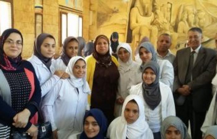 حملات توعية بمدارس التعليم المتوسط بأخطار الزواج المبكر بالشرقية