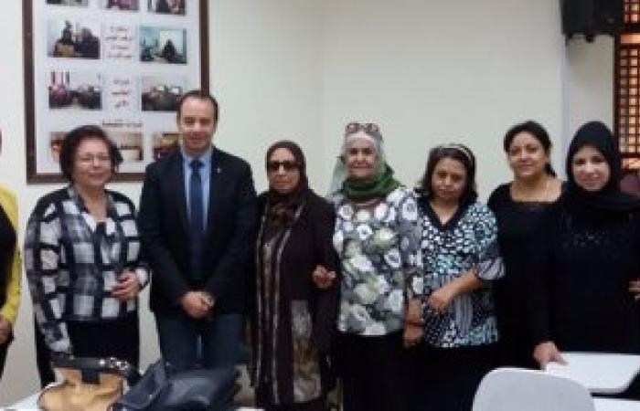 بالأسماء.. مايا مرسى تضم عضوات جدد لتشكيل المجلس القومى للمرأة بالأقصر