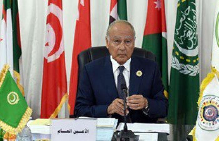 وزراء المياه العرب يناقشون 23 بندا لقضايا العمل العربى بالجامعة العربية