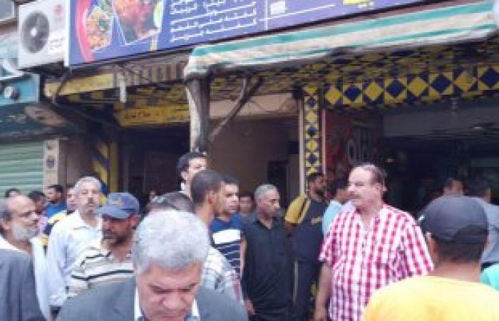 تحرير 18 محضرا تموينيا خلال أسبوع ببورسعيد