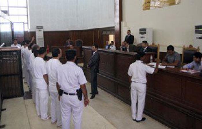 """تجديد حبس 7 متهمين من أعضاء """"حسم الإرهابى"""""""