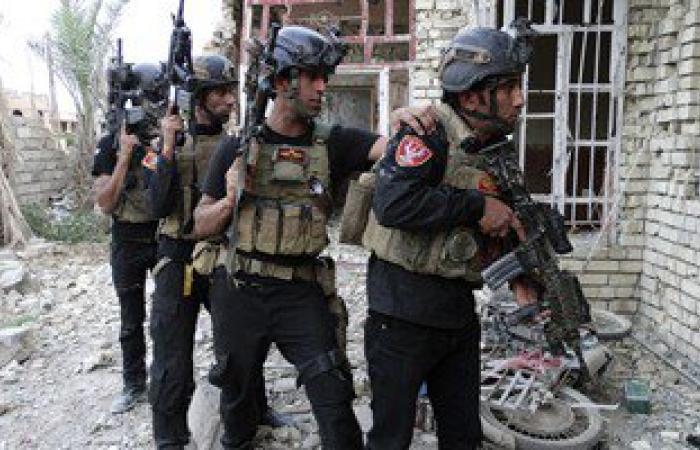 """""""الشرطة الاتحادية"""" العراقية قتلت 951 من داعش بالمحور الجنوبى لتحرير الموصل"""