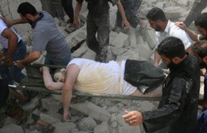 """المرصد السورى: وصول شحنات عسكرية أمريكية كبيرة لـ""""قوات سوريا الديمقراطية"""""""