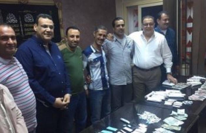 حبس تاجرى مخدرات بالعوامية لحيازتهما 2 كيلو بانجو و535 قرص مخدر