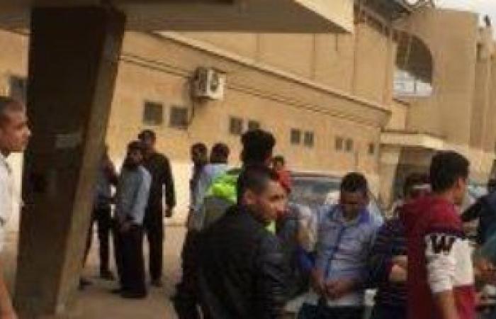 مدير أمن الغربية يجرى اتصالاً بمدرب المحلة بعد حبسه من جانب الجماهير