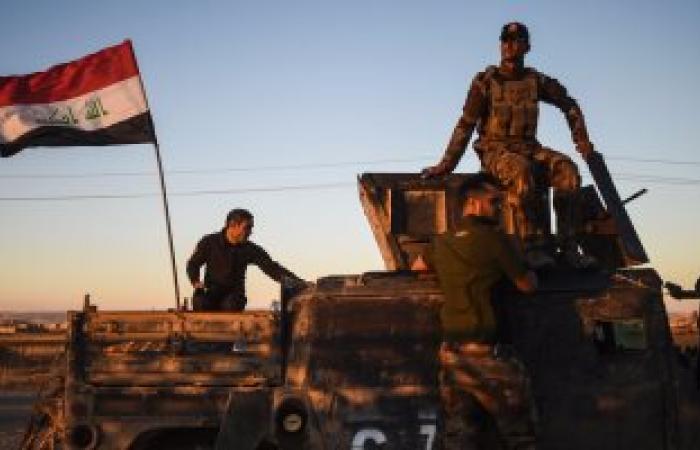 """الجيش العراقى يحرر 3 قرى ومركز ناحية """"النمرود"""" جنوب شرقى الموصل"""