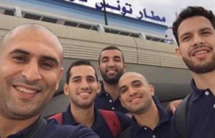 كرة سلة سبورتنج تعود من تونس.. الاثنين المقبل