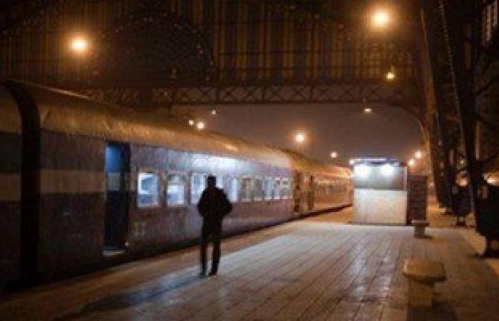 عودة حركة السكة الحديد بأسوان بعد قطعها من قبل نوبيين