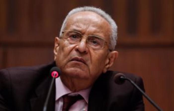 """أبو شقة: أرسلنا مشاريع """"العدالة الانتقالية"""" إلى الحكومة لإبداء الرأى فيها"""