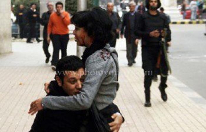 """بدء جلسة إعادة محاكمة الضابط المتهم بقضية """"مقتل شيماء الصباغ"""""""