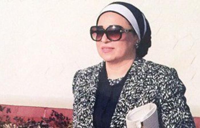 """قرينة الرئيس السيسى تقود حملة تبرع نسائية لصندوق """"تحيا مصر"""""""