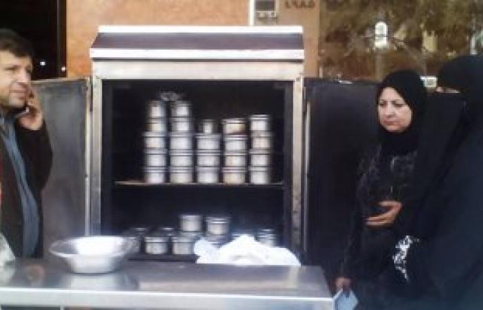 بالصور.. حملة بيئية موسعة على المحلات الغذائية والمطاعم بضواحى بورسعيد