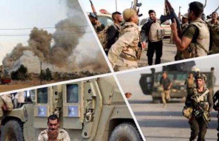 """الجيش العراقى يقرر طرد مراسلى """"الشرق الأوسط"""" السعودية من مناطق العمليات"""