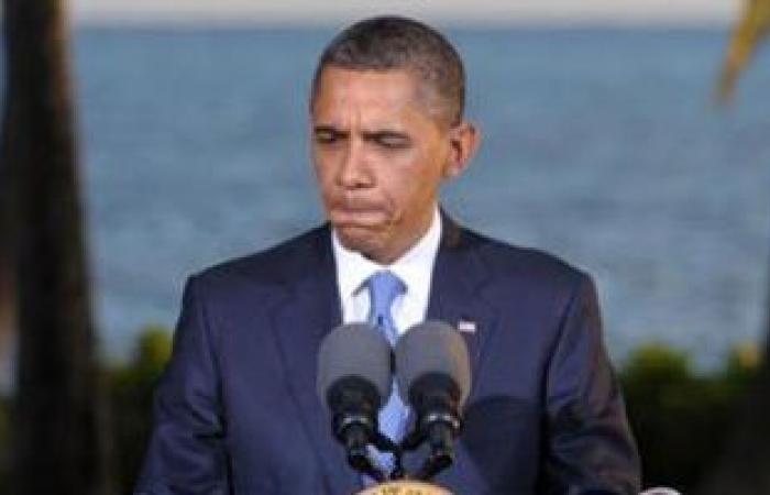 أوباما يبدى قلقه حيال المستقبل القريب لسوريا