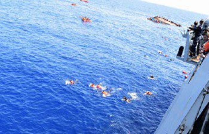 إنقاذ 1400 مهاجر قبالة سواحل ليبيا