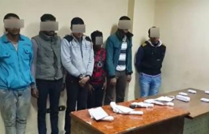 ضبط 27 شخصا بحوزتهم أسلحة و18 هاربا من أحكام خلال حملة بالبحيرة