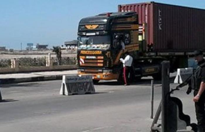 مصدر أمنى: منع سير المقطورات على الدائرى نهارا للحد من الزحام المرورى