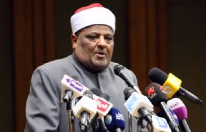 """عباس شومان: البعض اتخذ من تجديد الخطاب الدينى""""سبوبة"""" لمهاجمة الأزهر"""