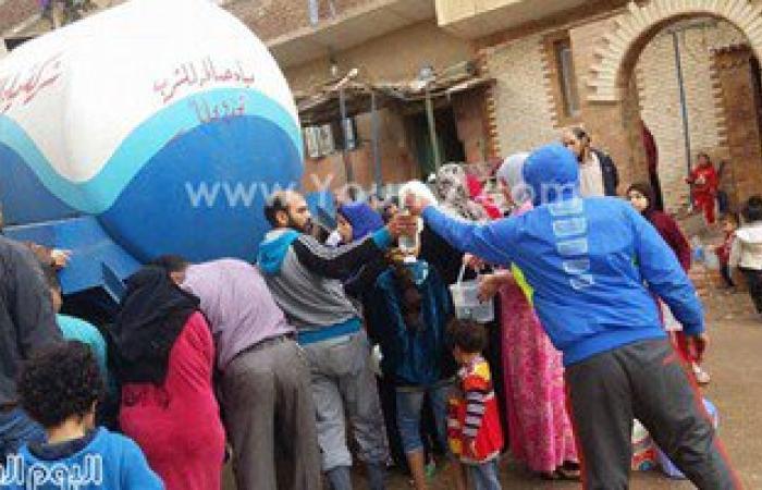 انقطاع المياه عن 20 منطقة بالقاهرة لمدة 12 ساعة بعد غد الخميس