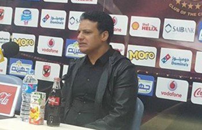 جلال: المقاصة خسر نقطتين أمام الاتحاد واللاعبون تأثروا بالضغوط الإعلامية