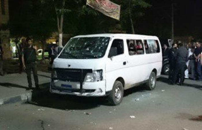 """تحريات الأمن الوطنى بـ""""خلية ميكروباص حلوان"""": المتهمون بايعوا زعيم داعش"""