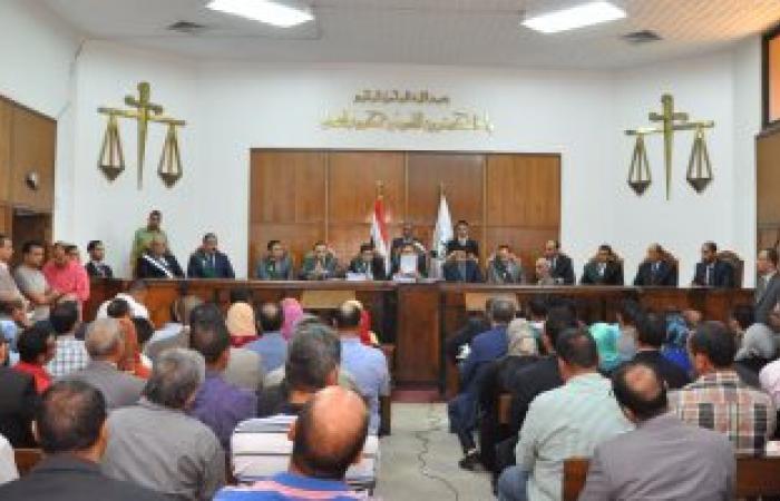 المحكمة العسكرية تصدر أحكاما بالمؤبد والمشدد والبراءة على77 إخوانيا بالمنيا
