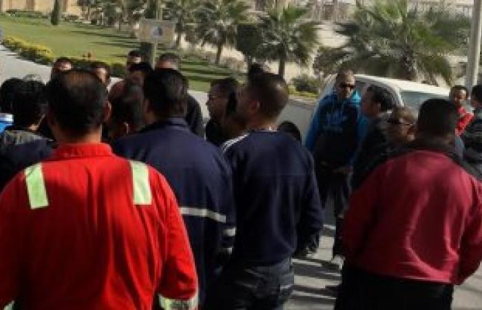 """النيابة تأمر بضبط 7 من عمال المصرية للأسمدة و """"أيبك"""" لتحريضهم على الإضراب"""