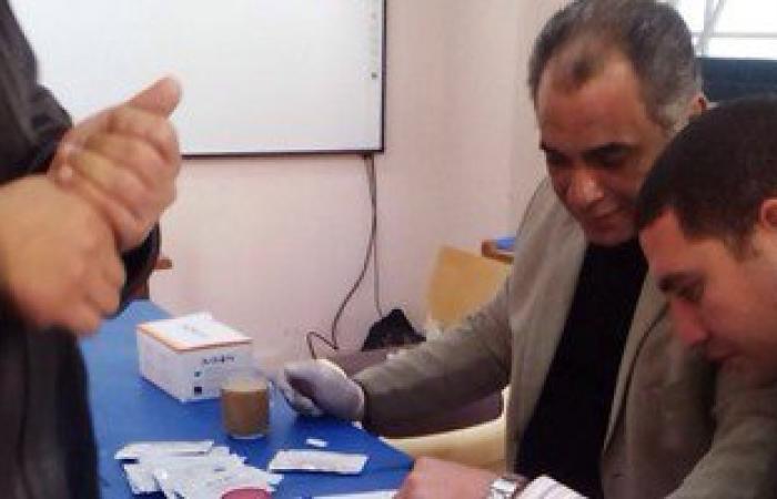 ضبط 4 سائقين تعاطوا المخدرات بشمال سيناء