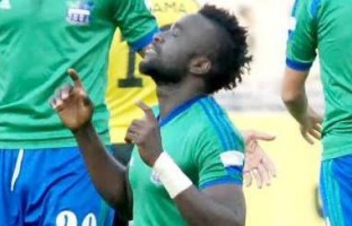 نانا بوكو جاهز لقيادة هجوم المقاصة أمام الأهلى